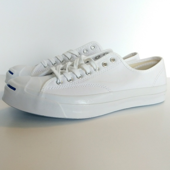 5ac966c800fe9c Converse Jack Purcell Signature Ox White Men s 10